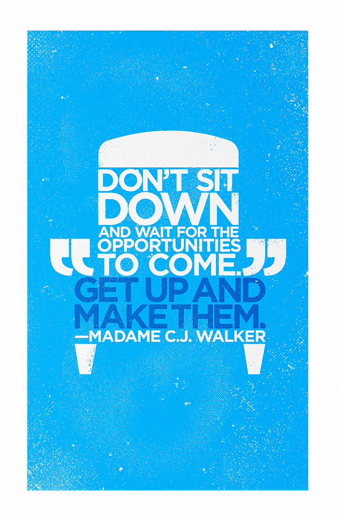 Madame Walker quote